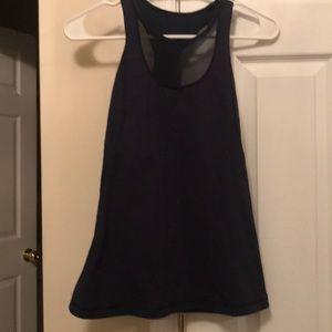 Lululemon  size 4. Meesh navy blue